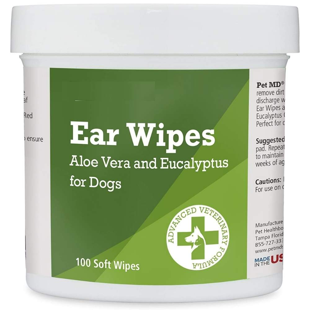 buy dog ear cleaner wipes online