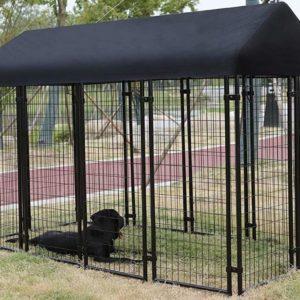 buy outdoor wire crate kennel online