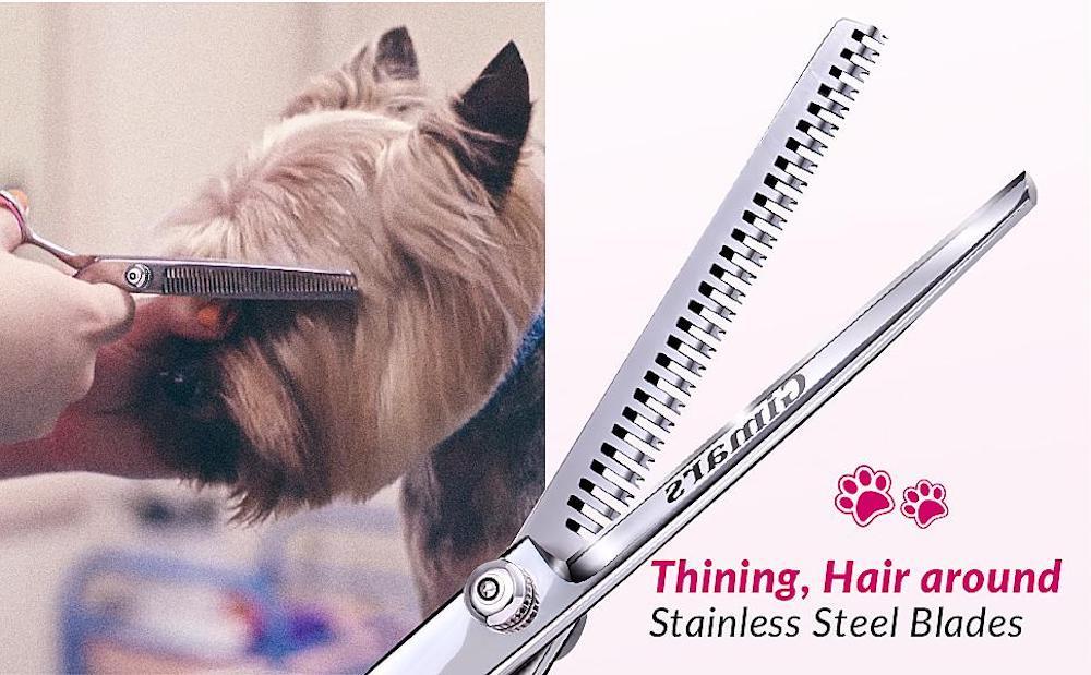 dog cat grooming scissor set