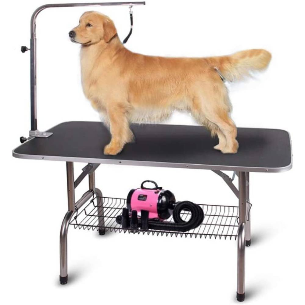 heavy duty pet professional dog grooming table